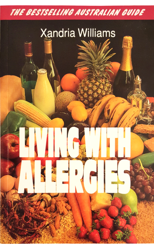 Living With Allergies by Dr Xandria Williams
