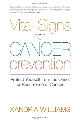 Vital Signs for Cancer Prevention- Protect Yourself from the Onset or Recurrence of Cancer